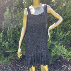 Diane Avon Furstenberg Beaded & Sequin Dress